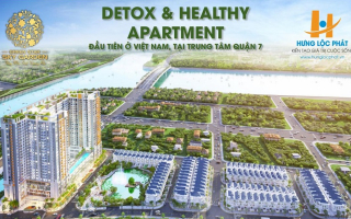 GREEN STAR SKY GARDEN - Detox and Healthy Apartment
